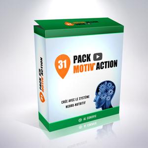 Pack motivaction crée avec le systèe Neuro-NUtritif