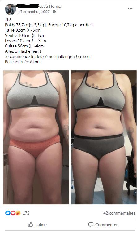 transformation de Aurélie Lili sur challenge sport (1)